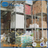 Warehouse Galvanized Folding Steel Storage Stacking Rack