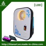 Ultrasonic Automatic Standing Fan + Mist Humidifier (LBB)