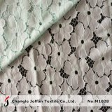 Knitting Flower Lace Fabric by The Yard (M1028)