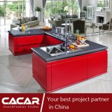 Strong-Quick Modern Stylish Stoving Varnish Lacquer Kitchen Cabinet (CA12-02)