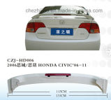 Car Spoiler for Civic ′06-11 with LED