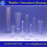 Hot Sell Clear Measuring Glass Cylinder with Graduation
