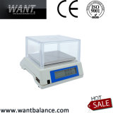 500g 0.01g Gram Scale with Double LCD Display