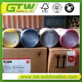 Italy Kiian E-Gold Sublimation Ink in High Transfer Rate
