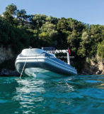 Liya Rhib Boat Navy Offshore Rib Boats for Sale 17FT