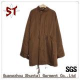 Fashionable Unisex Warm Stand Collar Dust Coat