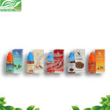 0mg 10ml Mint Flavor Child-Proof Bottle Hangsen E-Liquid Juice