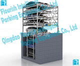 Hydraulic Lift Stacker Automated Puzzle Car Elevator Parking System