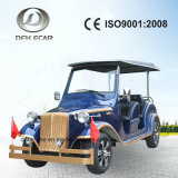 6 Seater Classic Golf Cart Electric Vehicle Passenger Car