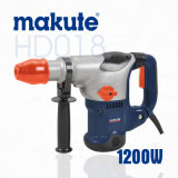 Makute 38mm Chuck Pneumatic Air Breaker Impact Hammer Drill