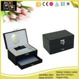 Custom Luxury Jewelry Packing Box Leather Jewelry Box (5107R1)