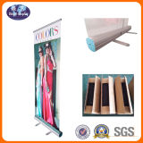 Light-Weight Exhibition Equipment Roll up Display Banner Stand for Promotion Advertising