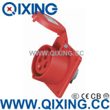 Economic Type Panel Mounted Socket Qx1390