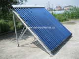 Pump Circulation Split Solar Water Heater System Copper Coil Inner