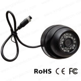 High Resolution Vandalproof Night Vision Aluminum Dome Camera for Bus
