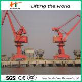 CE/ISO Standard Dedicated Ship Unloader Crane