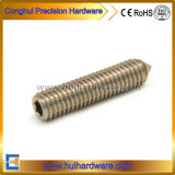 Titanium Hexagon Socket Set Screws with Cone Point (DIN914)