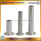 Made in China Semi-Hollow Rivets Stainless Steel Semi Tubular Rivet
