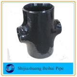 ASME B 16.9 Carbon Steel Seamless Cross Tee