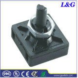 Electrical Mini 4 Speed Selector Rotary Switch (3410)