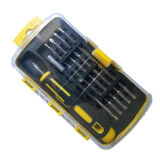 18PC Jeweller′s Screwdriver Set, Screwdriver for iPhone (WTSDLB04)