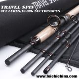 High Quality 9FT Lure 10 - 30g Travel Spinning Fishing Rod