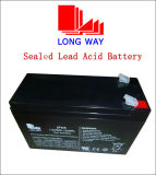 12V6ah Sealed Solar Gel UPS Power Cell Battery