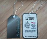 Custom Printing Cheap Price Cord Hang Tag/Tag Card