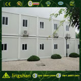 Steel Structure Prefabricated Container House (LS-VC-001)