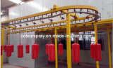 Fire Hydrant Powder Paint Line (Automatic powder coating)