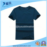 Navy Blue Modal Tshirt with Round Neck for Sale