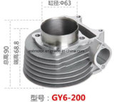 Motorcycle Accessory Motorcycle Cylinder for Gy-200