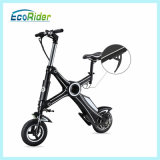 Foldable Aluminum Alloy Electric Mobility Scooter with Certificates