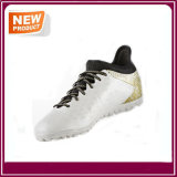 New Fashion Goog Quality Black Outdoor Soccer Shoes