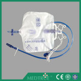 CE/ISO Approved 2000ml Sampling Inlet Valve Luxury Urine Bag with Air Inlet Filter (MT58043253)