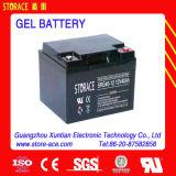 Rechargeable Sealed Lead Acid Solar Gel Battery 12V 40ah