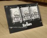 Custom Acrylic Cigarette Display Shelf Btr-D3019