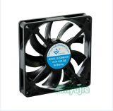 Low Noise 12V DC Fan 8015 80mm 80X80X15mm Cooling Fan for Audio Equipments