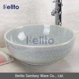 Hand Painted Ceramic Art Basin Bowl for Bathroom or Lavatory