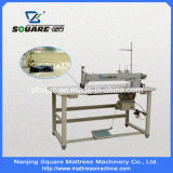 Stepless Speed Adjusted Mattress Label Sewing Machine