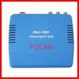 High Quality AV-RF Converter & AV to RF Converter & RF Modulator