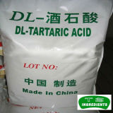 (CAS No: 133-37-9) Dl-Tartaric Acid