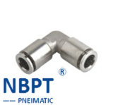 High Quality Brass Fittings Stainless Steel Elbow