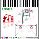Metal Security Gate Turnstile for Supermarket