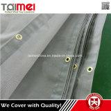 PVC Plastic Coated Mesh Fabric Material in Rolls