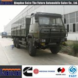 Shacman 6X6 All Wheel Driving Military Cargo Truck