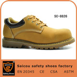 Saicou Anti Static Steel Toe Goodyear Welted Safety Shoes Sc-8826