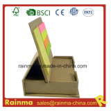 Gift Cardbox Loose Leaf Memo Pad for Stationery Supply