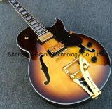 ES335 Archtop Jazz Guitar in Tobacco Brown Burst (TJ-245)