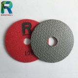 150# Grit Eletroplated Polishing Pads for Stone